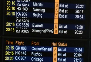arrivals-board