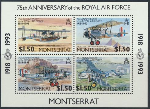 RAF-Montserrat-1993
