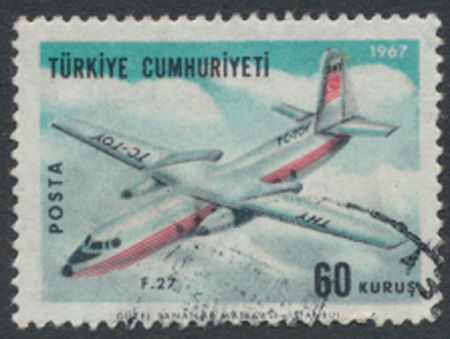 Turkish-Fokker-f27